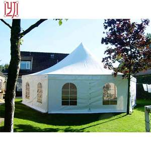 200 seater hexagon church event marquee tent outdoor party tent wedding