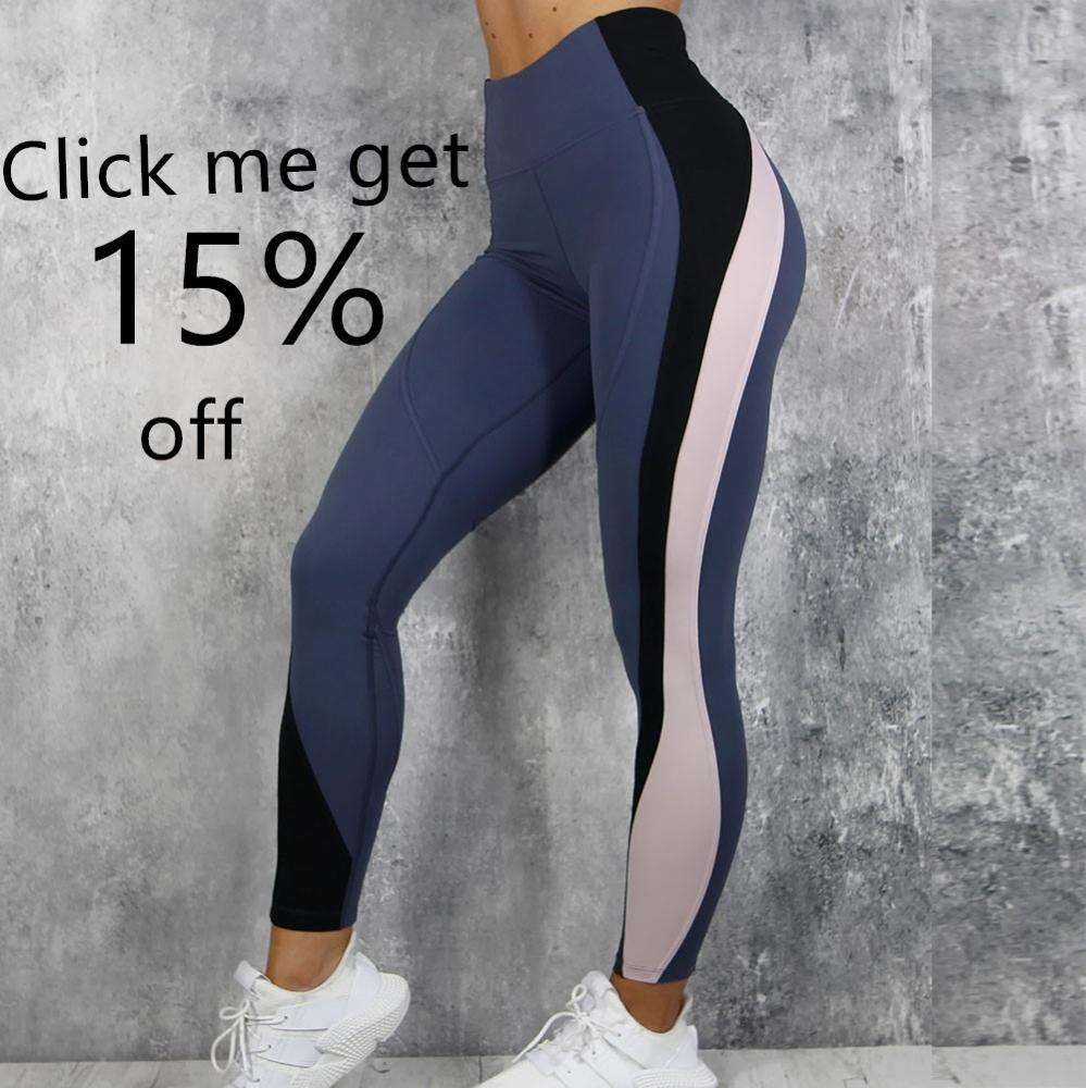 Wholesale Custom Compression Workout Gym Sport Running Yoga Pants For Women