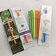 suntainable eco friendly recycled seed paper card pen and seed card pencil