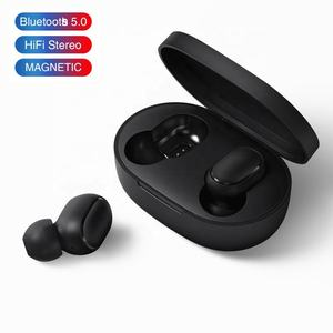 A6S Wireless Earphone TWS For Xiaomi Phone Earbuds Bluetooths 5.0 Headsets Noise Cancelling Mic for iPhone Huawei