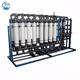 20TPH uf filtration water purification equipment with multi media filter