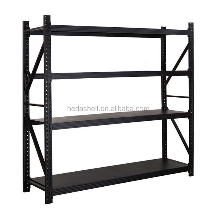 Wholesale custom made adjustable storage 5 tier metal shelf for furniture accessory