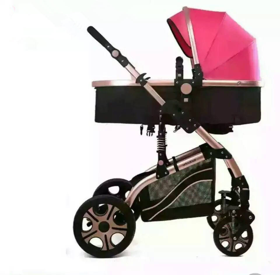 cheap price high quality doll stroller toy with umbrella child stroller