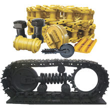 excavator spare parts for heavy duty machinery PC200