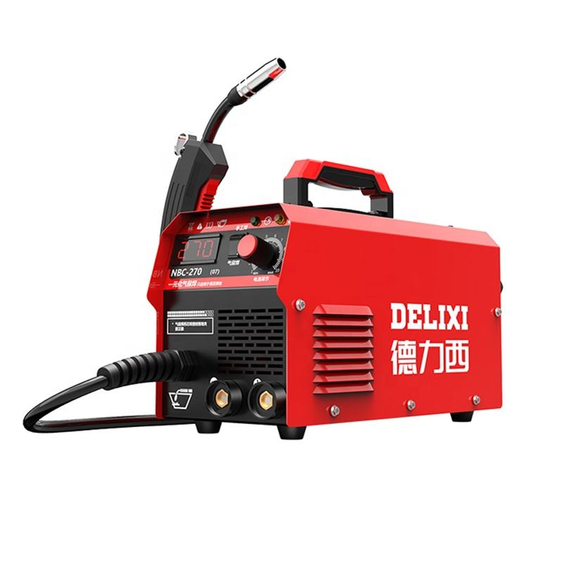 New DELIXI Digital panel NBC-500 3 Phase AC 380V 500A 50Hz welding products