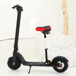 45km range Two wheels HX foldable best scooter smart classic electric step scooter with seat optional for adults customized