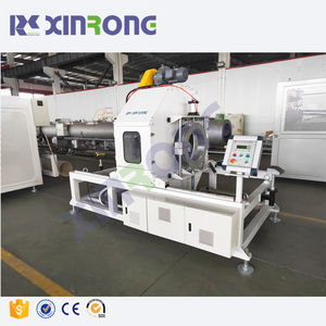 Plastic pipe making machine PVC 16-630mm pipe production machine