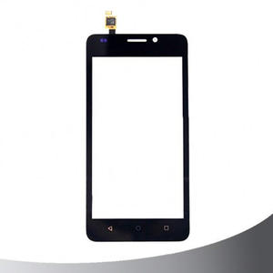 Per huawei y635 Ascend Touch Screen Digitizer pannello di vetro Nero smartphone