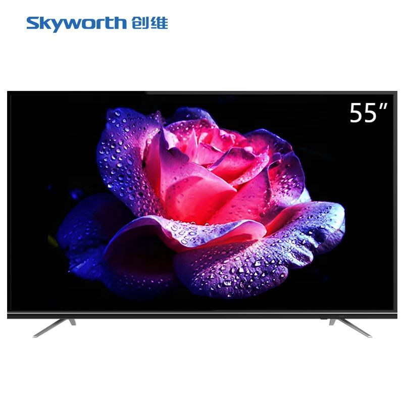 Smart TV 55 inch 32/50/65 inch 4K ultra-thin high-definition LCD network WIFI cool open TV