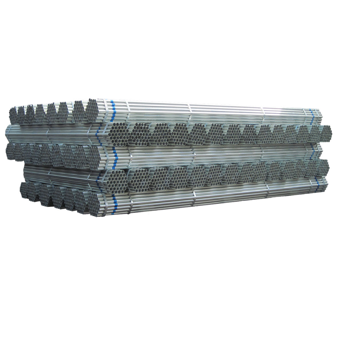 Youfa BS1387 gi pipe light / medium grade dn50 hot dipped galvanized steel pipe