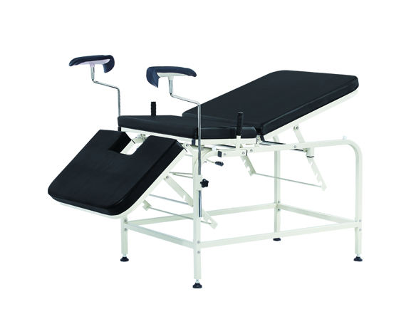 New hospital bed metal table gynecological bed for OICU wards