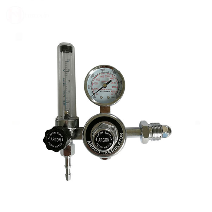 Good quality flowmeter argon gas pressure regulator for welding