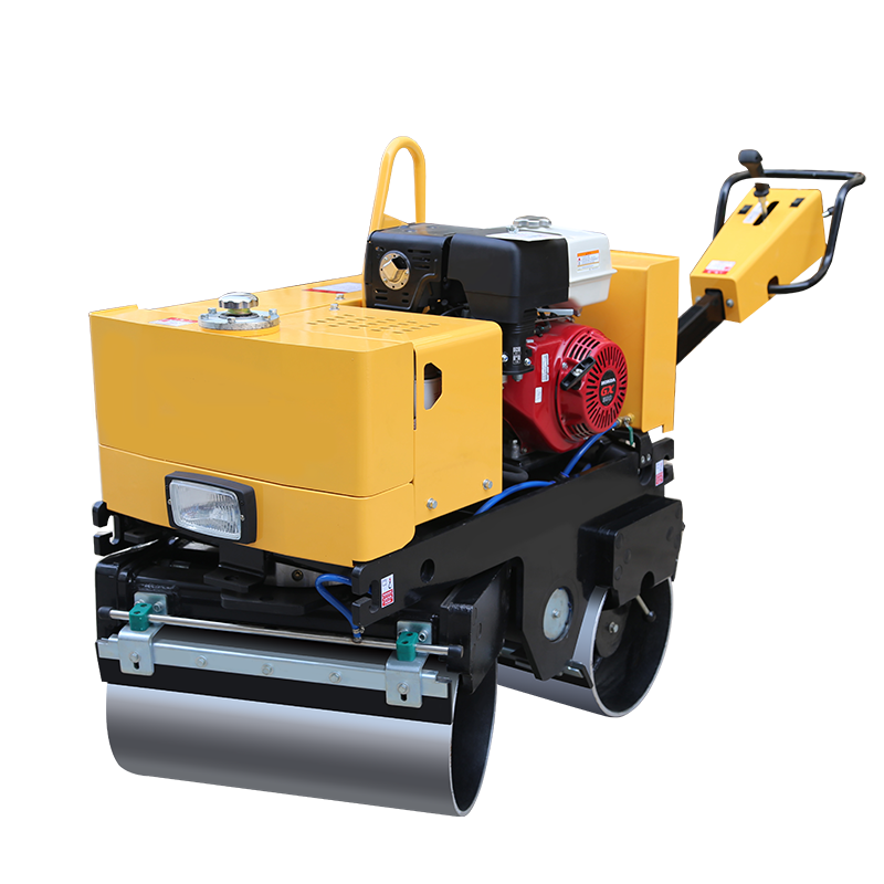 CE China 780KG Road Construction Machinery Roller Compactor With Honda/Changfa Engine Price Exporter