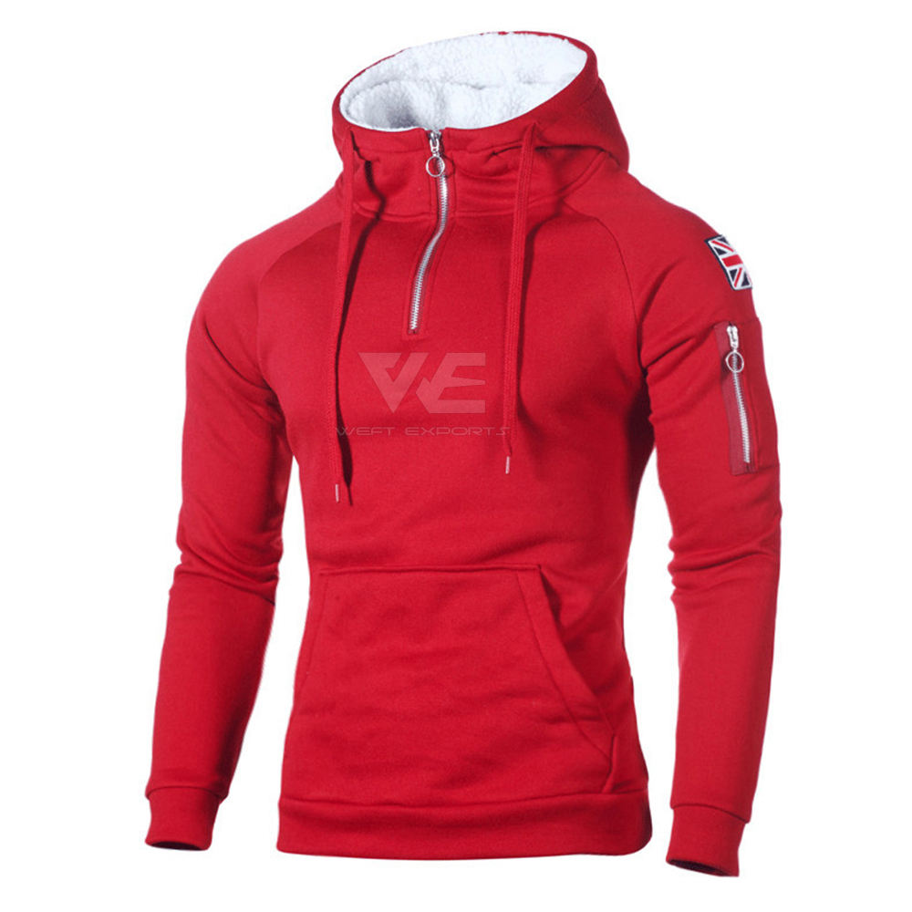 Outwear Blouse Hooded Sweatshirt Long Sleeve Zip Slim Coat Mens Clothing Plus Size Men's Fashion Hoodies