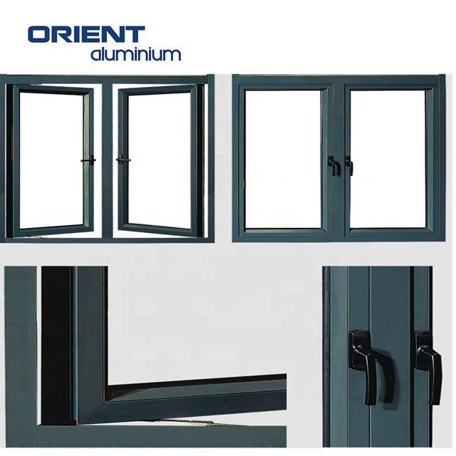 China Factory Aluminium Windows Doors, Customized Aluminium Doors Windows, Australian Aluminium Doors and Windows Designs