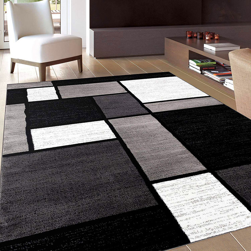 Custom Acrylic Handmade Bedroom Area Living Room Carpet Rugs