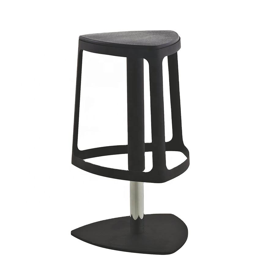 2020 Modern high adjustable metal frame barstool