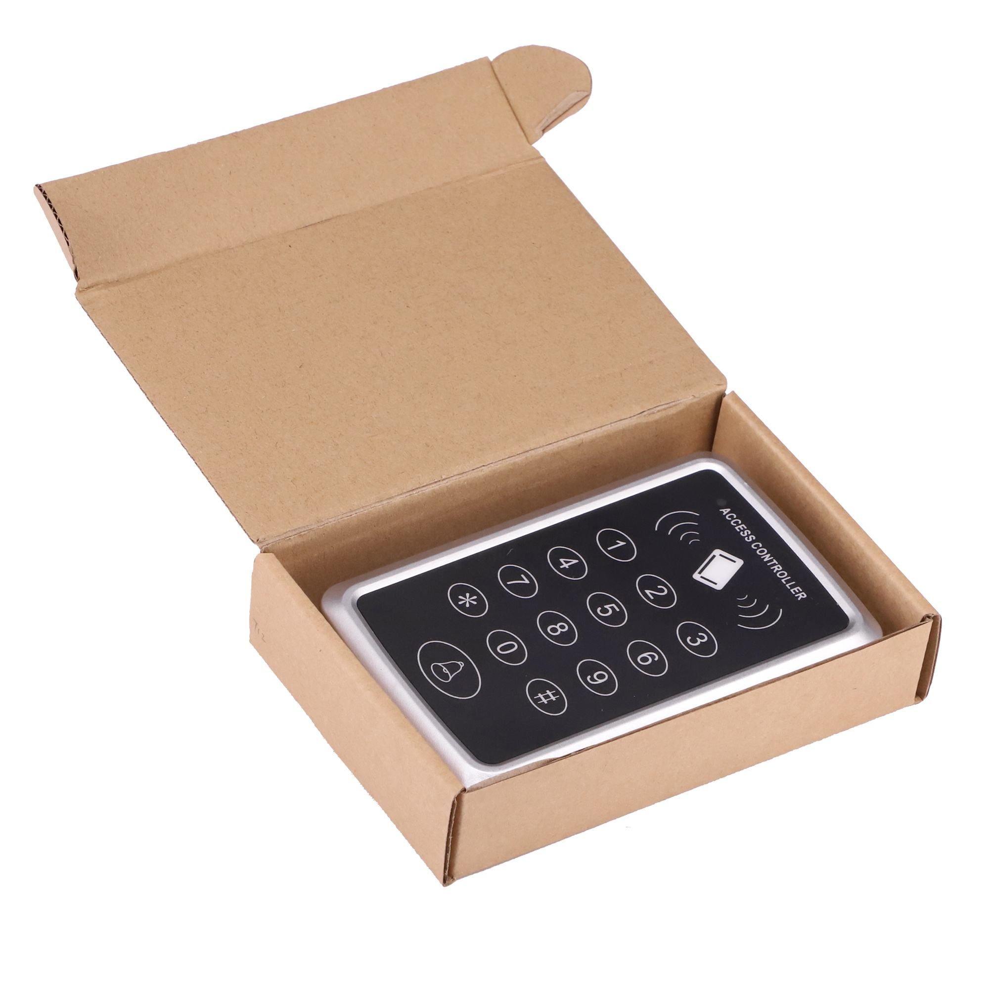 Contactless Single Door Rfid Cards Touch Keypad Access Control System