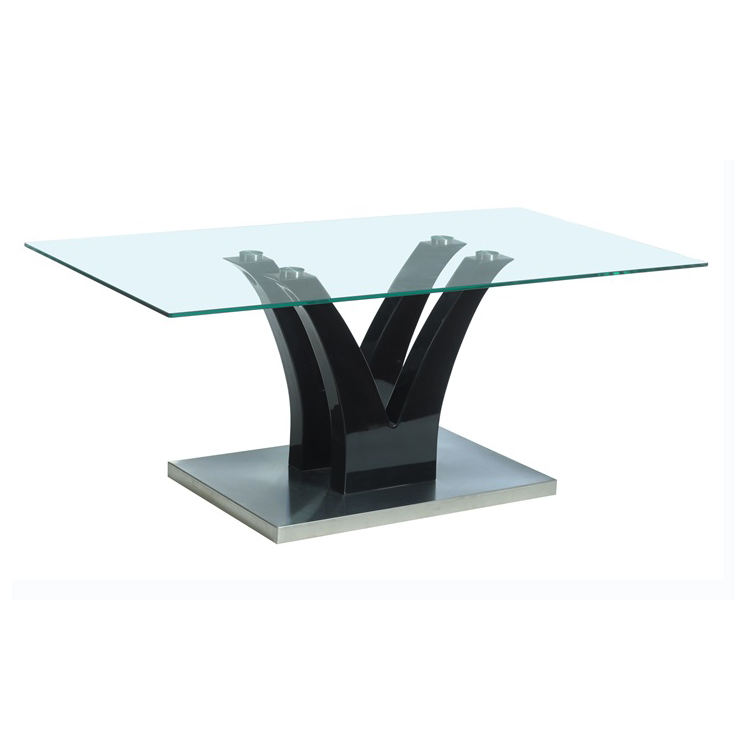 Club Centrum Tafels Lizer Snijden Console Luxary Gedrukt Glas Aquarium Center Tafel Voor Woonkamer Met Gold <span class=keywords><strong>Accent</strong></span> Catering