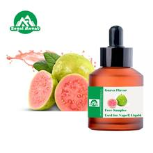 Wholesale Concentrated vape juice Flavoring Guava Electronic vape juice / Liquid Vape Flavor Free Samples Are Available