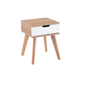 Modern Contemporary Wooden Night Stands Bedroom Storage End Table Bedside Cabinet Mid Century Nightstand For Sale