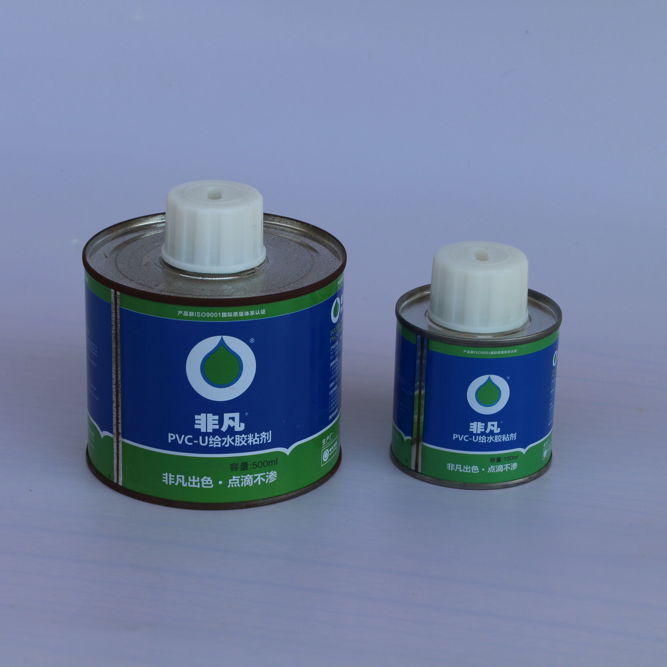 Solvent cement for PVC-U WATER PIPE & FITTINGS pipe adhesive glue