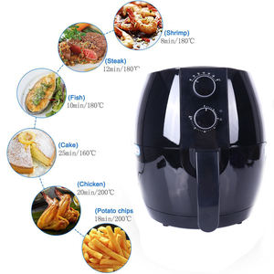 No Oil machine price Deep hot Digital mini Electric commercial Oven Air Fryer