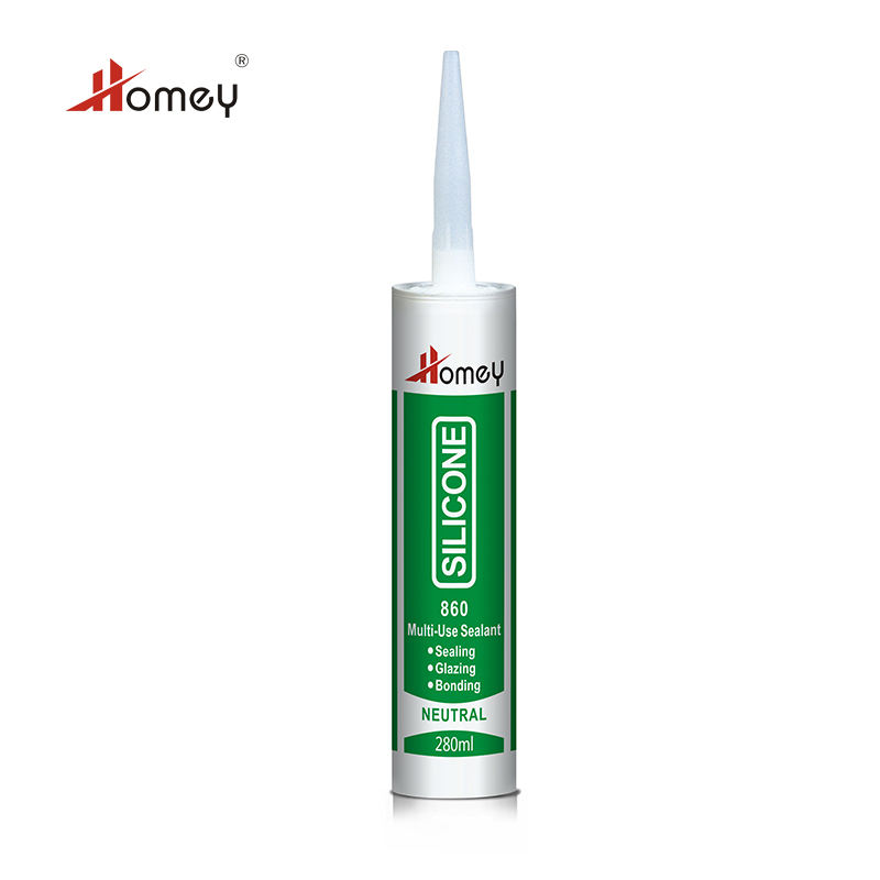 Cheap Neutral Silicone Sealant with Weather Proof for Malaysia