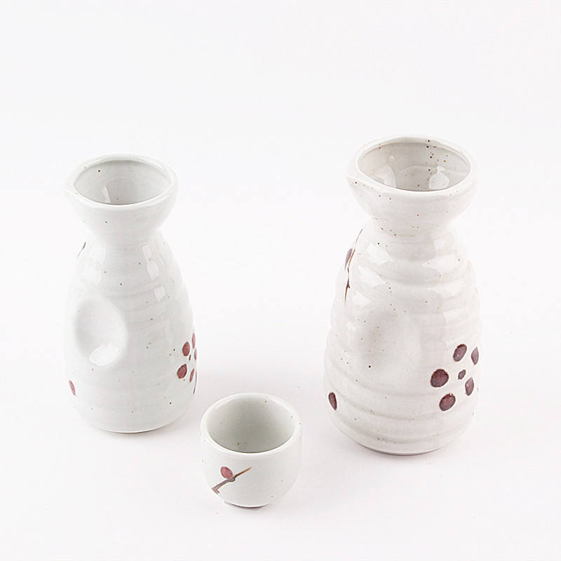 Ceramic Japanese Sake Cup