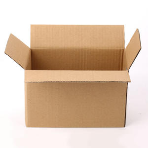 corrugated paper packaging box for shipping or customized outer packing strong corrugated paper big carton box