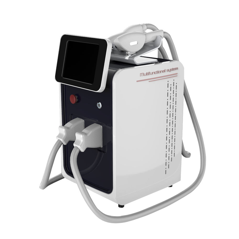 ipl hair removal beauty machine 1064 nm long pulse nd yag laser