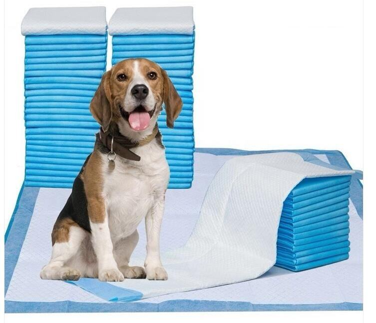 80x60 bulk heavy absorbency dog puppy training pee pet supplies urine absorbent pet pads