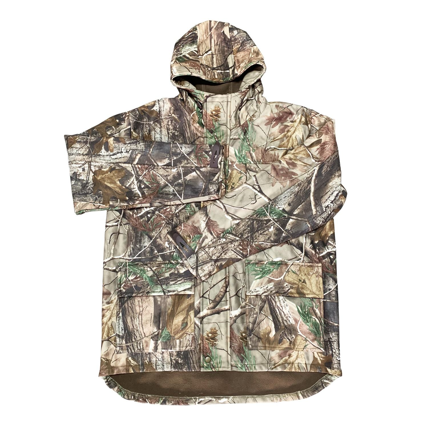 Camouflage hunting clothing hunting winter clothes suits for hunting from BJ Outdoor