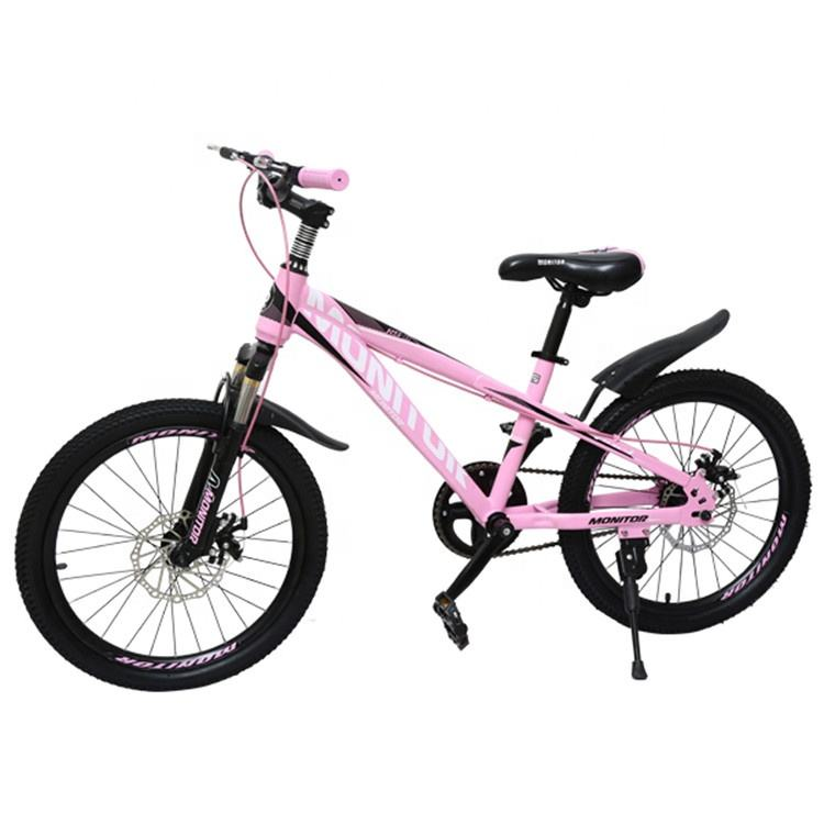 Ordinary Pedal [ Carbon Bike ] Children Mountain Bicycle With Carbon Steel Frame/ Kids Bicycle 20'' Children Mountain Bike