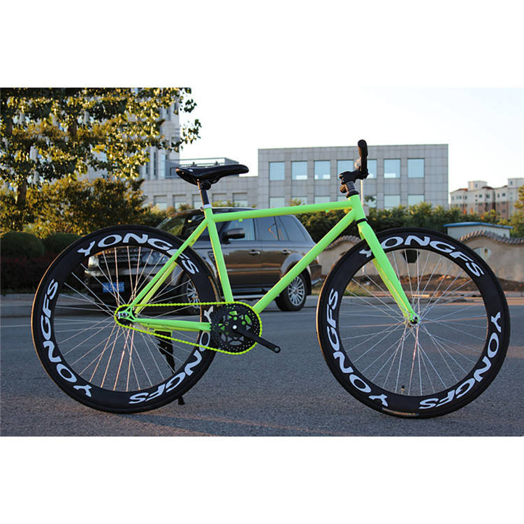 Großhandel Variable Speed Fixed Gear Bike High Carbon <span class=keywords><strong>Stahl</strong></span> 26 Inch Straße Fahrrad Mountainbike