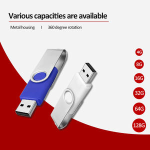 2020 Amazon di Vendita Caldo 64G Usb Flash Drive Disk 1Tb Pendrive 64Gb Otg Usb Flash Drive Flashdisks con Logo Oem