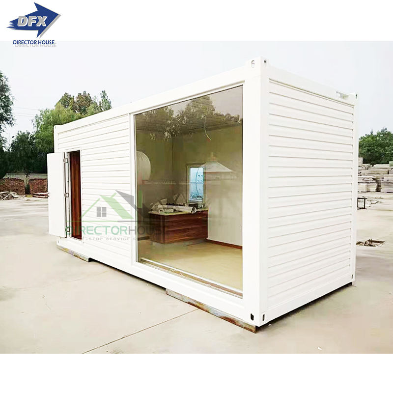 easy assembly steel structure 2-storey labor camp mobile home