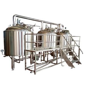 7BBL micro craft beer brewery equipment beer brewing equipment for sale