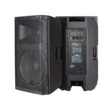 "Accuracy Pro Audio CAC15ADA Professional 500W 15"" Inch Active Digital Power Amplifier DJ Speaker Box System"