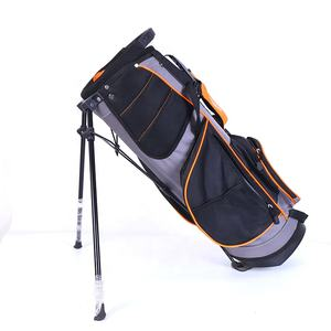 Hot sale Custom china 14 dividers nylon Golf Stand Bag wholesale
