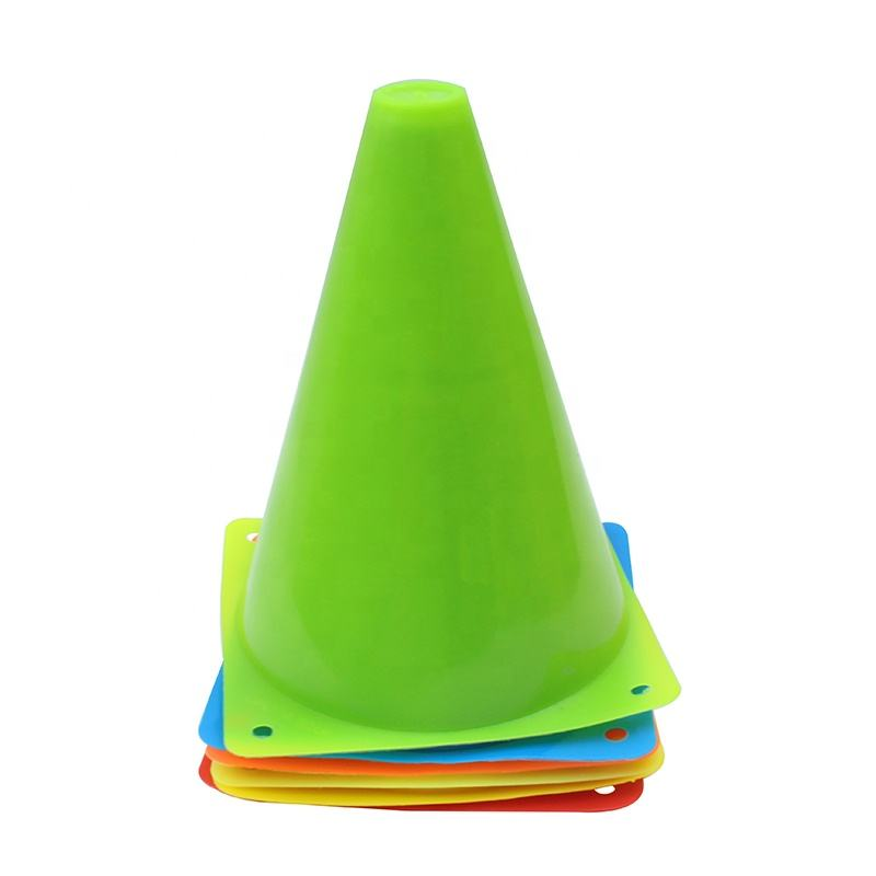Sports Training Cones Sports Equipment Training Disc Football Soccer Rugby Round Cones Sports Equipment for Fitness Exercises