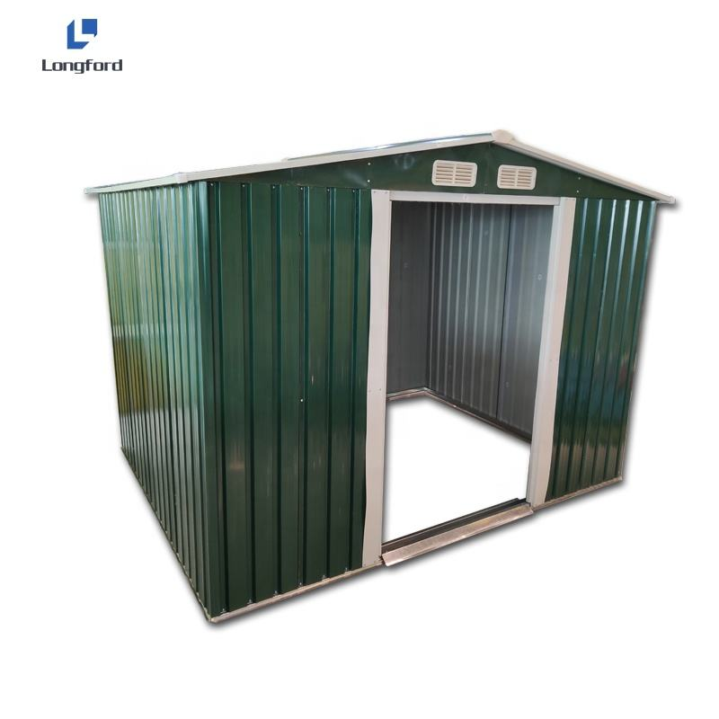 New Model Anti UV Plastic Garden Shed Custom Outdoor Storage Shed high quality china hot sale garden shed