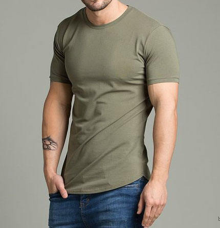 oem slim fit 100% hemp clothing manufacturer 100%hemp men t shirt