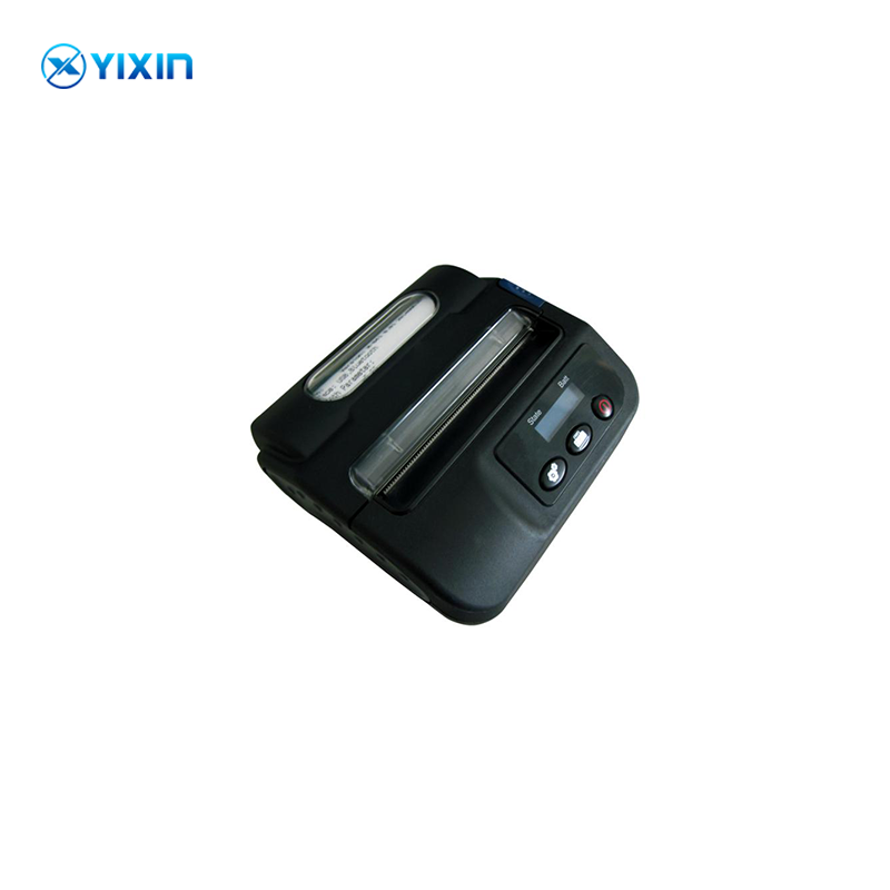 The new portable 80mm thermal printer label bt mobile printer application express logistics industry