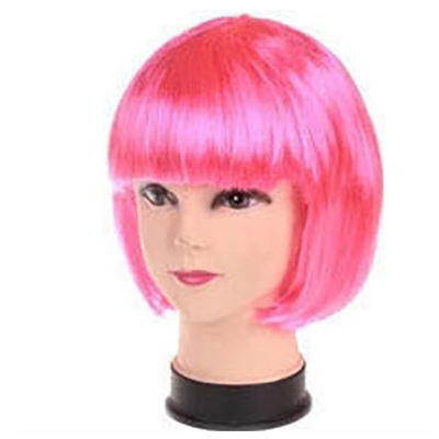 2020 New Arrival Synthetic p hairline 11 kinds of color Short BoBo Hairstyle Ombre Color Wig for Women