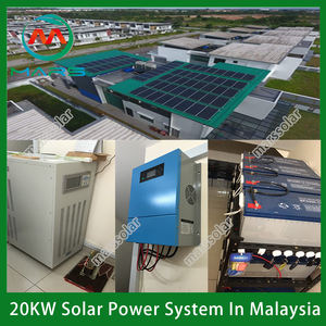 2KW 3KW 5KW 10KW 20KW Complete Home Off-Grid Solar Power System Home Solar Panel Kit