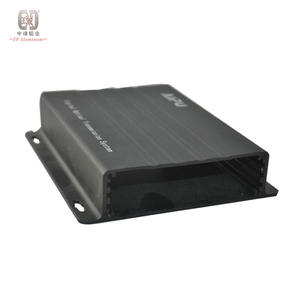 high quality aluminum housing electronic aluminum enclosure for electronic power