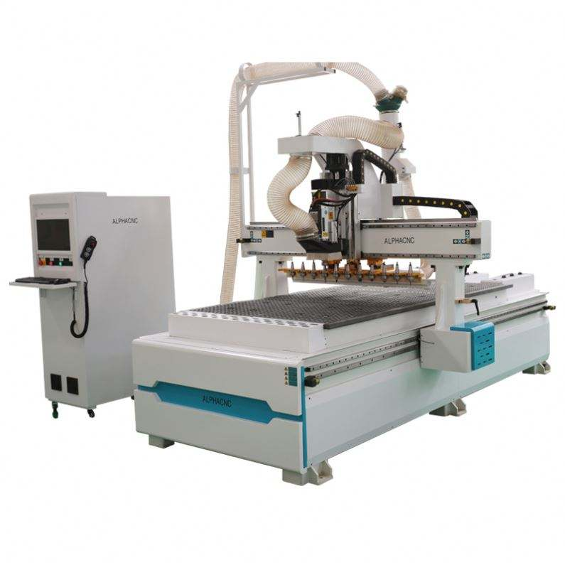 Hpmont 11Kw Inverter Wood Cutter Cnc Carving Machine