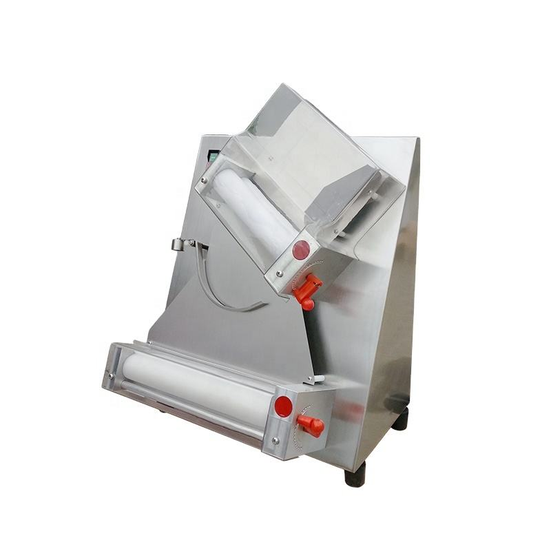 Grace Bakery Equipment 15 inch Pastry Press Machine Dough Sheeter Stainless Steel Commercial Pizza Dough Roller