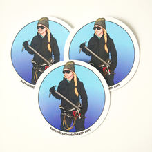 Custom Printed Round Product Sticker, Waterproof Plastic Round Sticker, Adhesive Paper Round Label Sticker